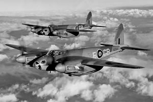 De Havilland  Mosquito MKV